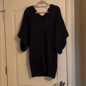 BCBG Knitted Sweater Dress sz S